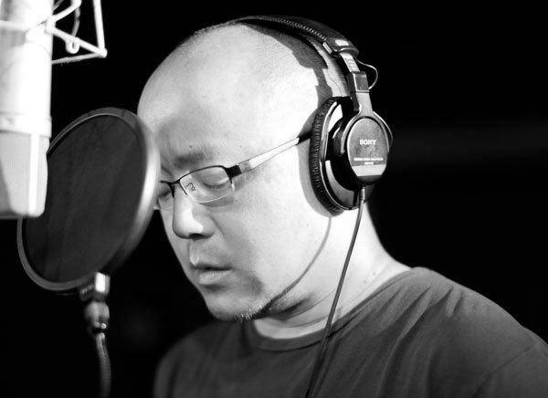 Dou Wei Dou Wei sings for Peter Chan39s film Chinaorgcn