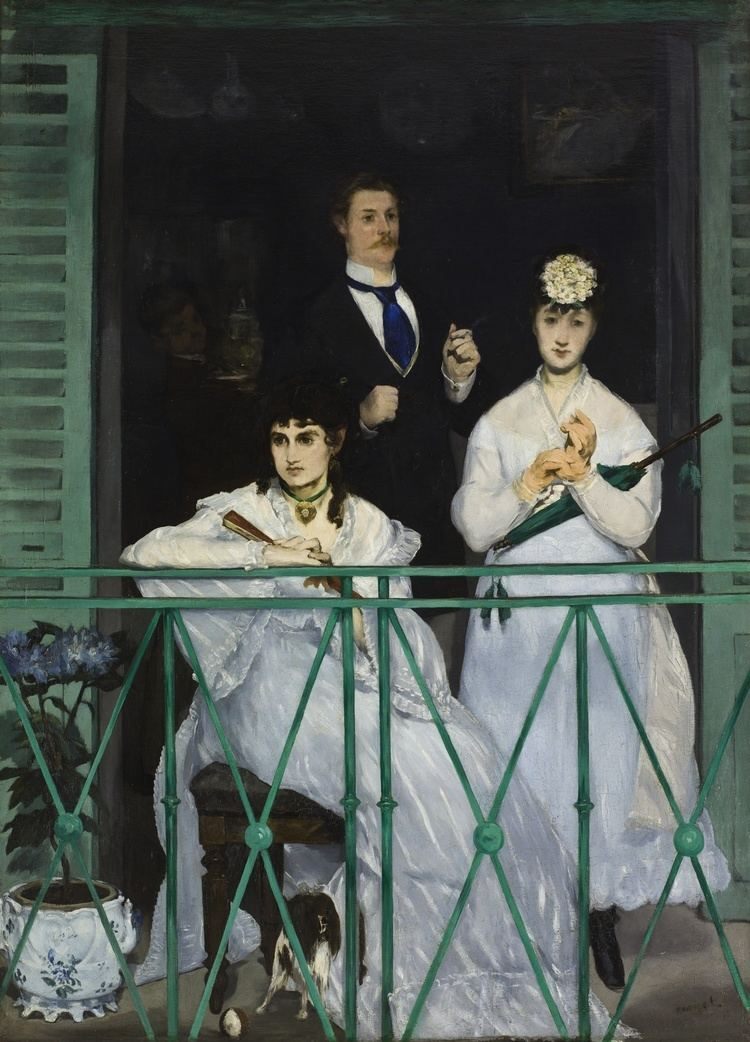 Édouard Manet List of paintings by douard Manet Wikipedia