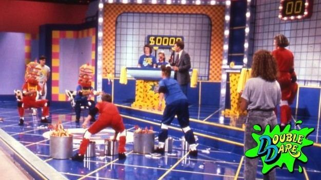 Double Dare (Nickelodeon game show) Double Dare is coming back to Nickelodeon Geekcom