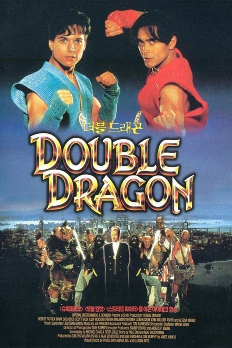 Double Dragon (film) wwwgstaticcomtvthumbmovieposters16168p16168