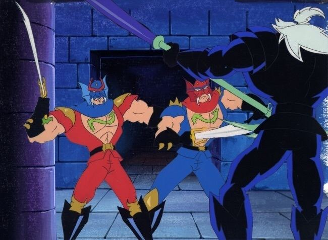 Double Dragon (TV series) - Alchetron, the free social