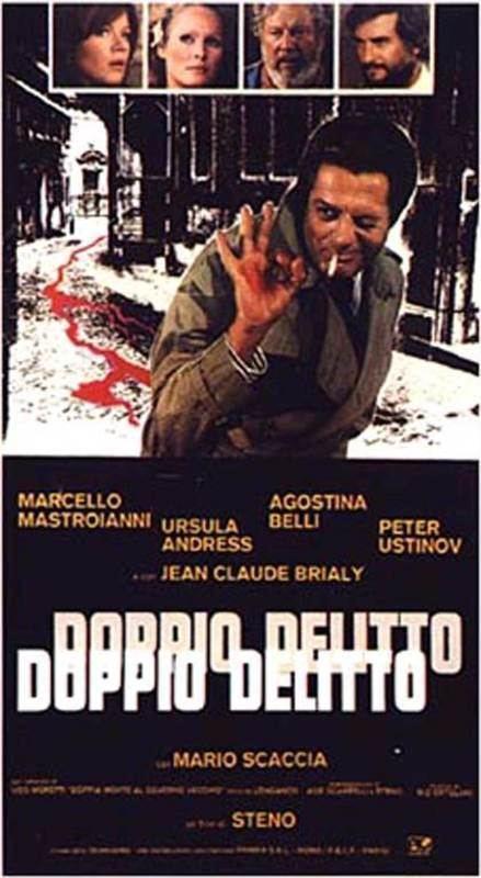 Double Murder TNTforum Doppio delitto 1977 STENO