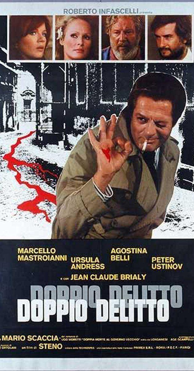 Double Murder Doppio delitto 1977 IMDb