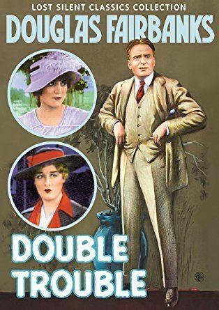 Double Trouble (1915 film) Amazoncom Double Trouble 1915 Silent Douglas Fairbanks Christy