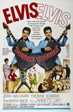 Double Trouble (1967 film) Double Trouble 1967 film Wikipedia