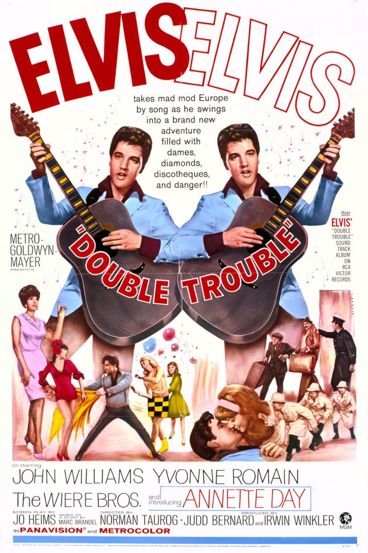 Double Trouble (1967 film) wwwgstaticcomtvthumbmovieposters6174p6174p