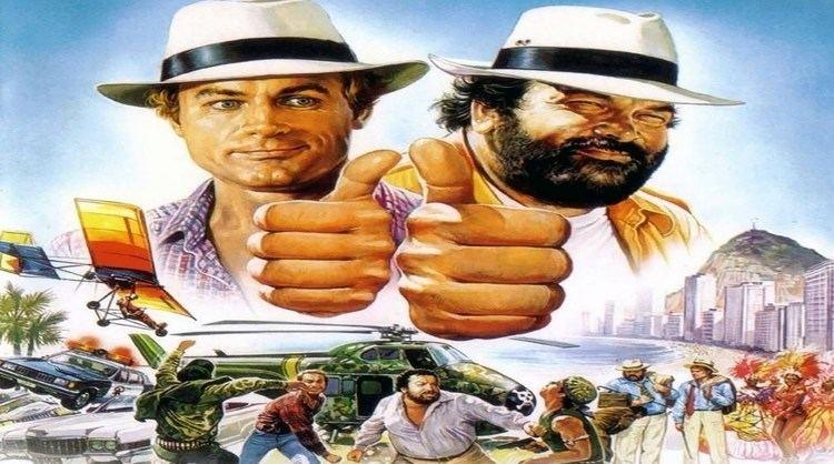 Double Trouble (1984 film) Vier Fuste gegen Rio Double Trouble recreated in GTA V Bud