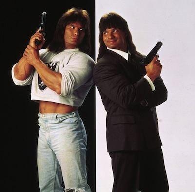 Double Trouble (1992 film) Erics Bad Movies Double Trouble 1992 MTV
