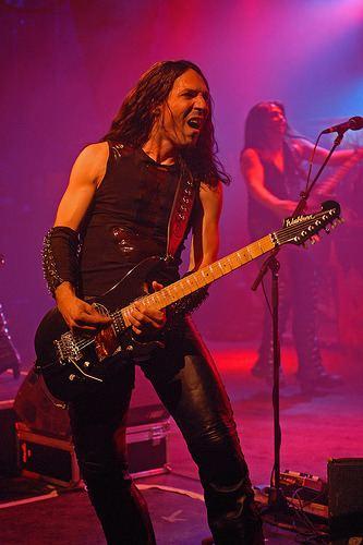 Doug Blair Doug Blair Current guitarist for WASP The best Guitarists of
