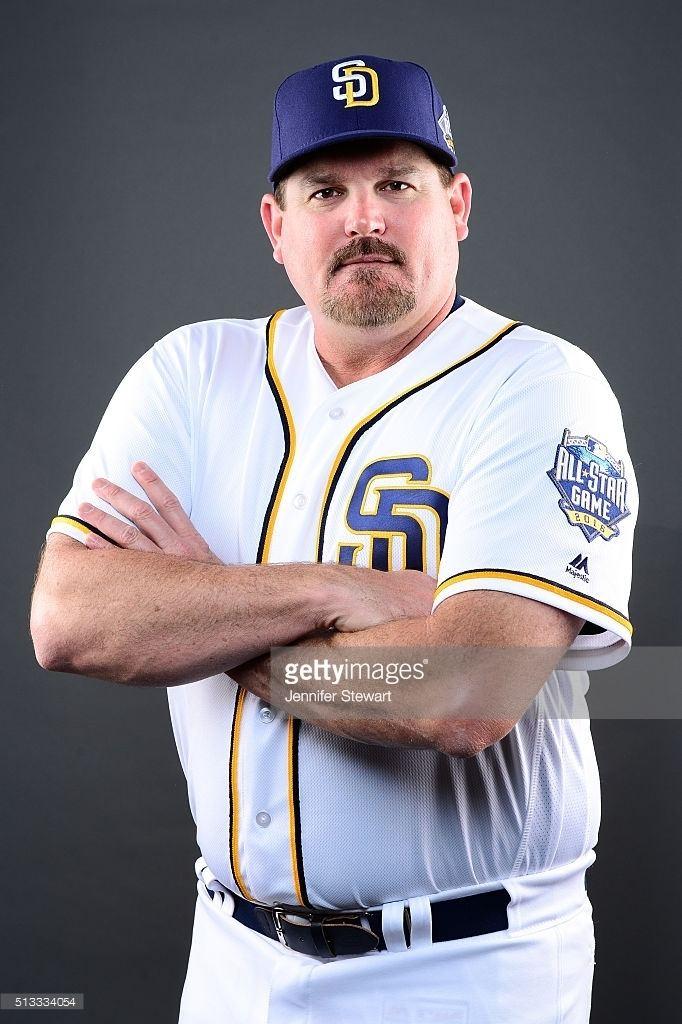 Doug Bochtler Padres Special Catching Up With Padres Bullpen Coach Doug Bochtler