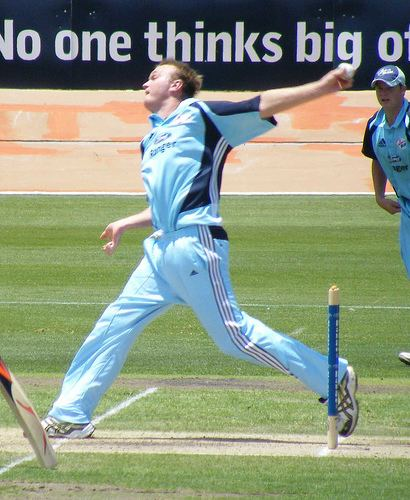 Doug Bollinger (Cricketer)