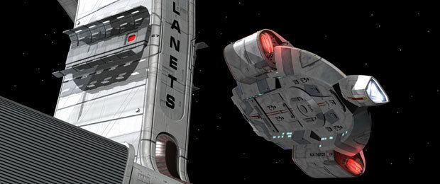 Doug Drexler Star Trek Doug Drexler Talks About The Fall