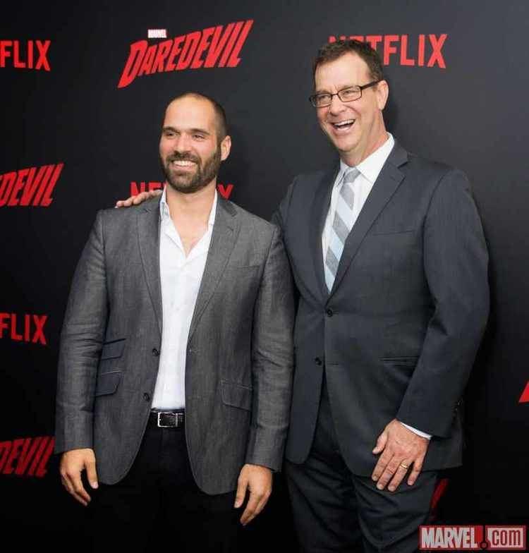 Doug Petrie Marvel39s THE DEFENDERS Gets Doug Petrie And Marco Ramirez To