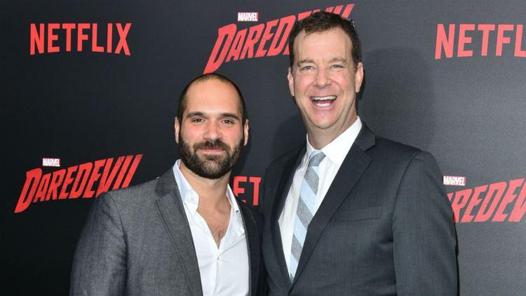 Doug Petrie The Defenders Showrunners Doug Petrie Marco Ramirez to Run Netflix