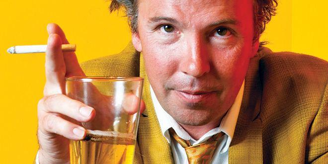 Doug Stanhope Doug Stanhope on Alcohol Politics and Killing Comedy