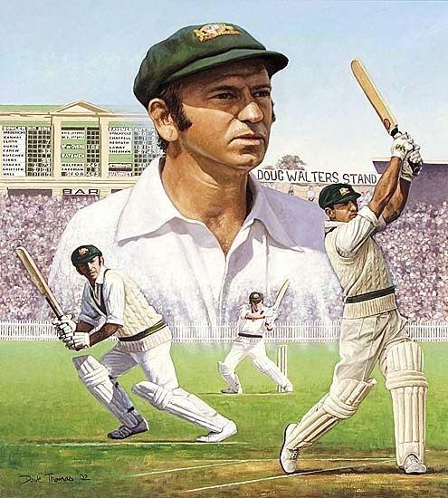 Doug Walters (Cricketer)