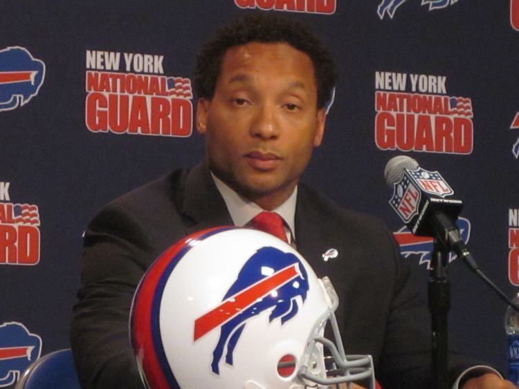 Doug Whaley Bills name Doug Whaley new GM WBFO