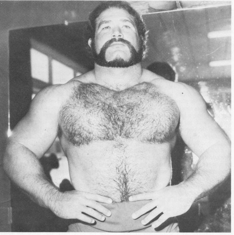 Doug Young (powerlifter) The Tight Tan Slacks of Dezso Ban Doug Young Terry Todd