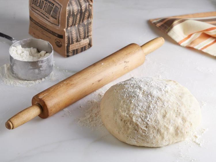 Dough Pizza Dough Recipe Bobby Flay Food Network