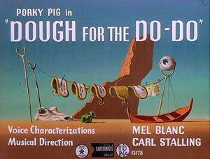 Dough for the Do Do movie poster