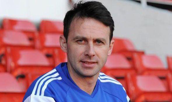 Dougie Freedman Nottingham Forest Dougie Freedman cool on transfer ban