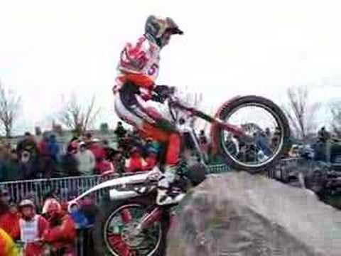 Dougie Lampkin Dougie Lampkin World Championship Trials Bangor 2008 YouTube