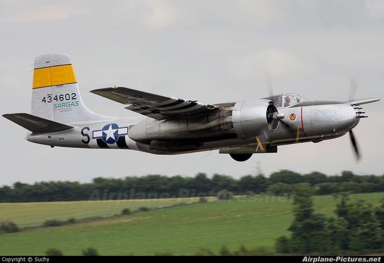 Douglas A-26 Invader Douglas A26 Invader Photos AirplanePicturesnet