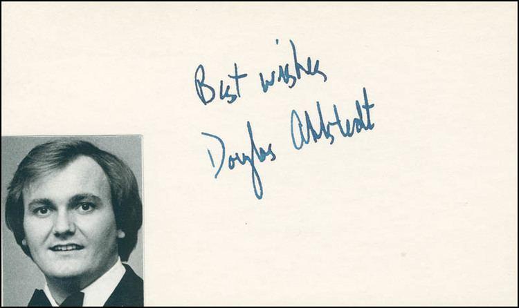 Douglas Ahlstedt Douglas Ahlstedt Autograph Sentiment Signed Autographs