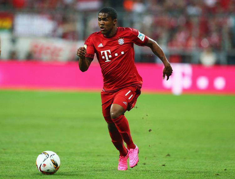 Douglas Costa Douglas Costa Bayern Munich move can kickstart my Brazil