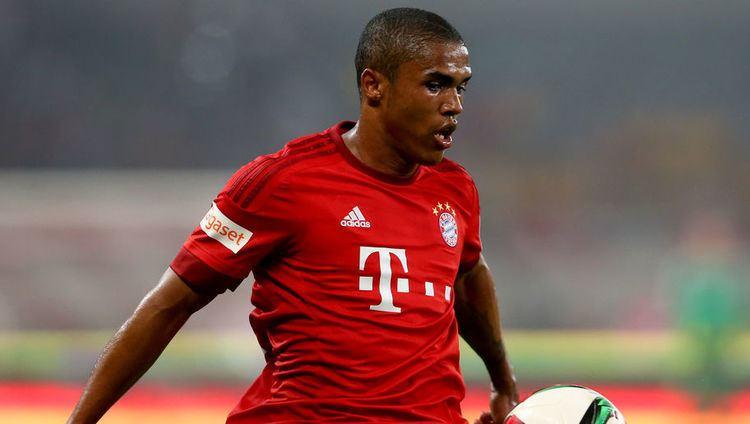 Douglas Costa Douglas Costa Neymar Whatsapped Me About Bayern Munich