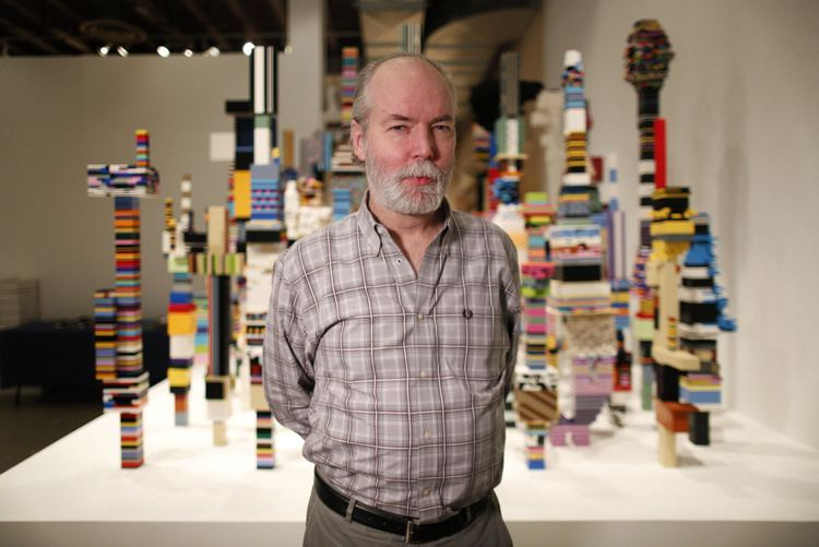 Douglas Coupland Douglas Coupland An author turned artist with no turning back