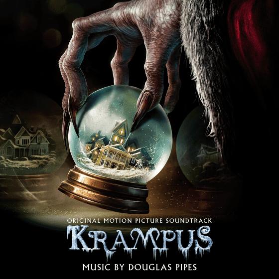 Douglas Pipes KRAMPUS Movie Soundtrack By Composer Douglas Pipes Available Dec 4