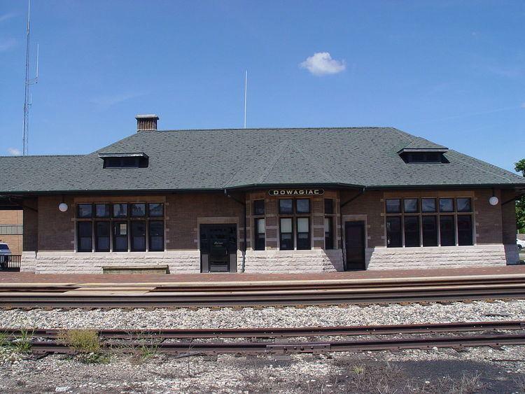 Dowagiac station