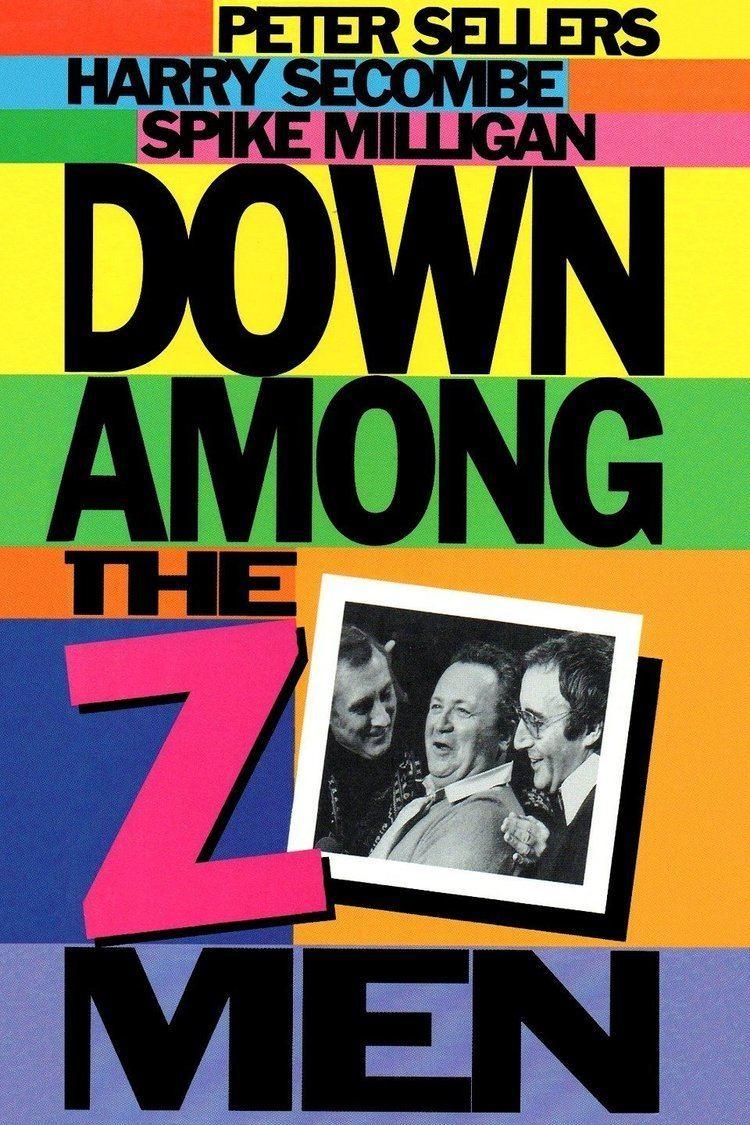 Down Among the Z Men wwwgstaticcomtvthumbmovieposters60267p60267
