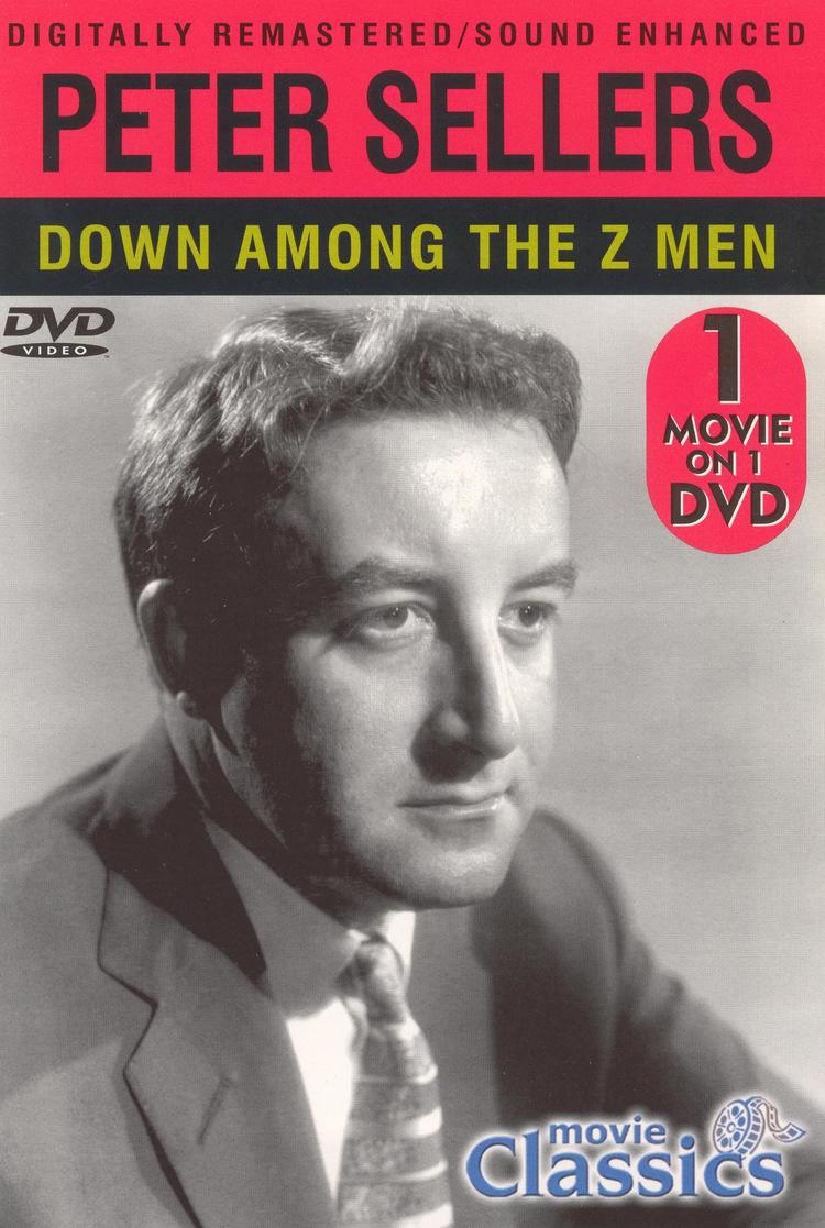 Down Among the Z Men Down Among the Z Men 1952 Maclean Rogers Synopsis