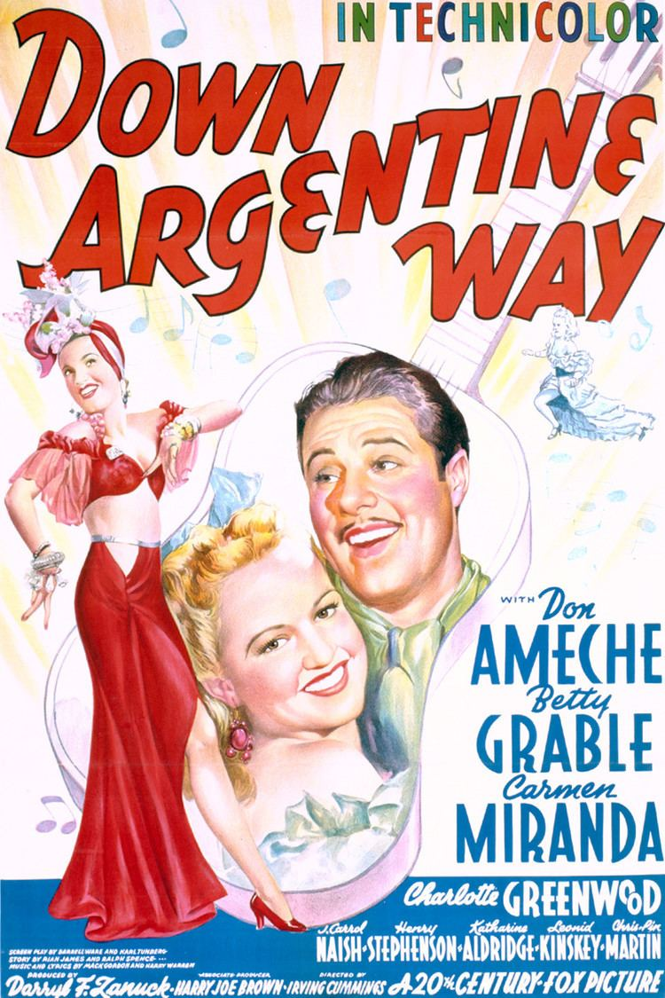 Down Argentine Way wwwgstaticcomtvthumbmovieposters5859p5859p