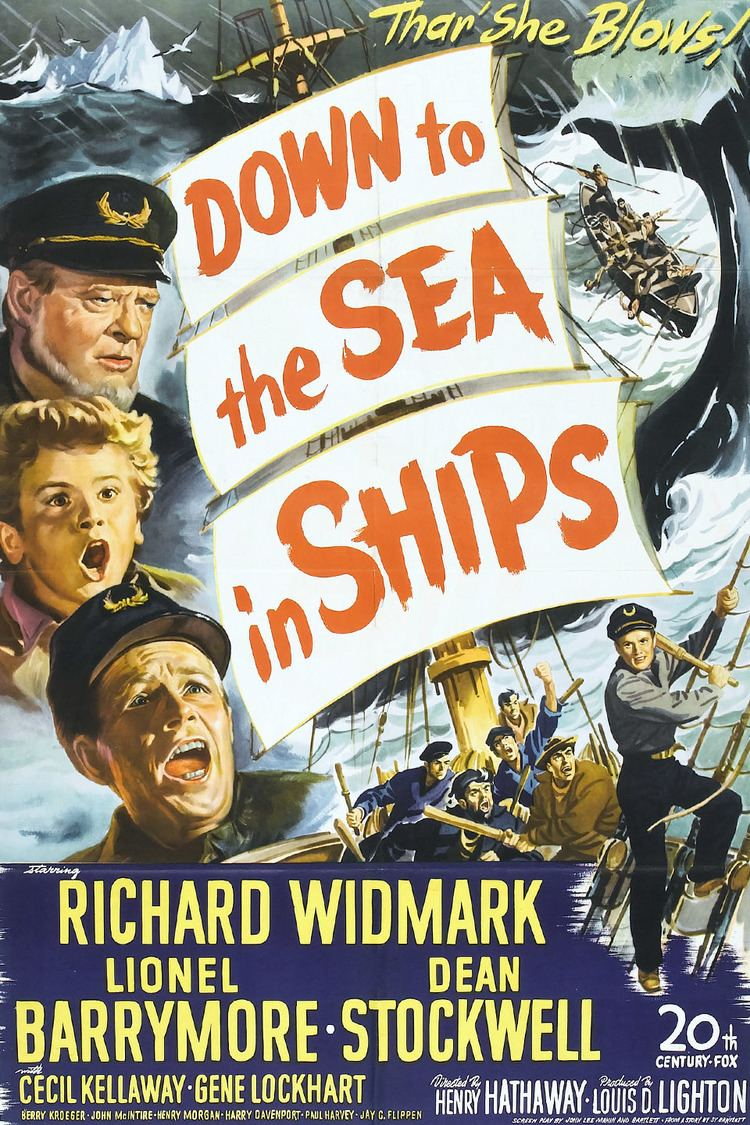 Down to the Sea in Ships (1949 film) wwwgstaticcomtvthumbmovieposters5662p5662p