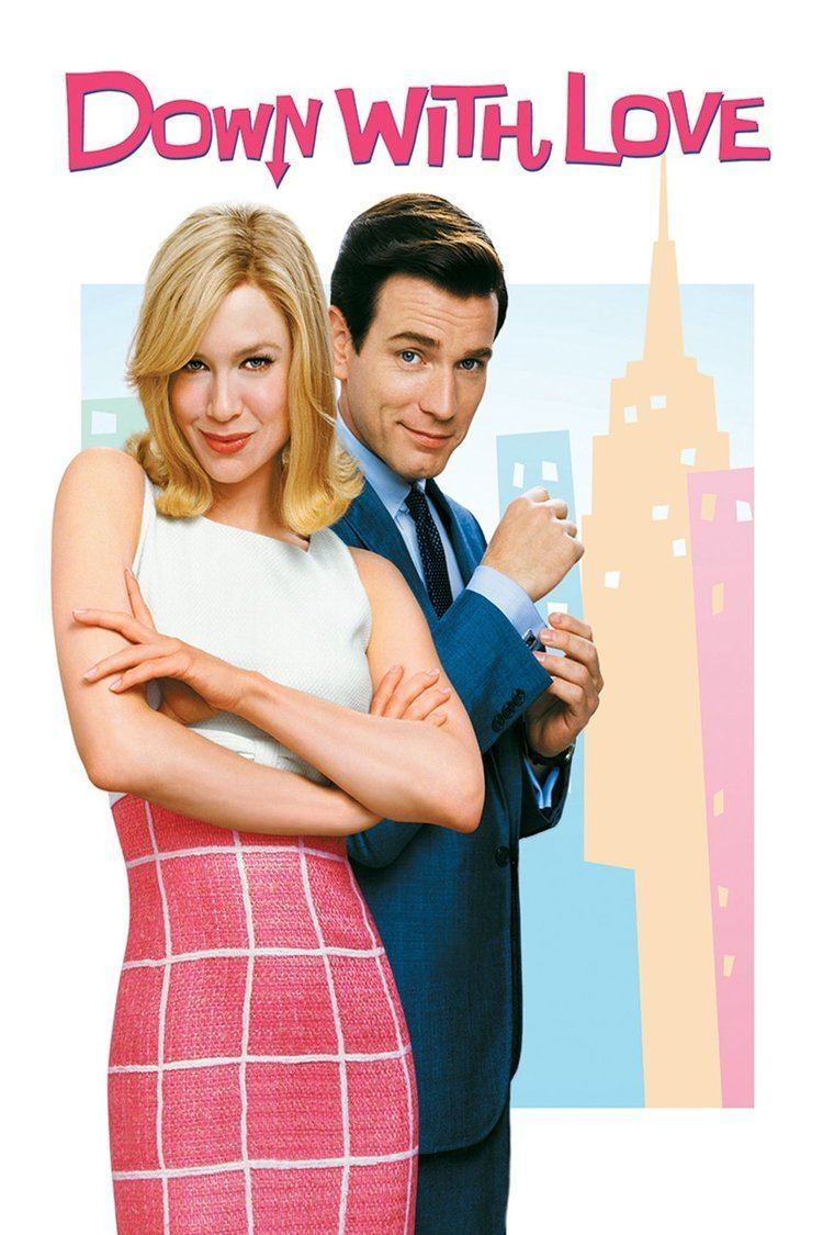 Down with Love wwwgstaticcomtvthumbmovieposters31617p31617