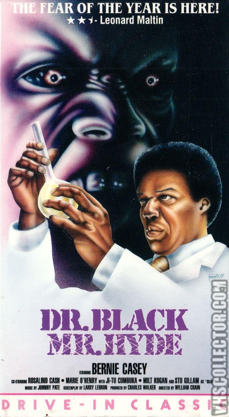 Dr. Black, Mr. Hyde Dr Black Mr Hyde VHSCollectorcom Your Analog Videotape Archive