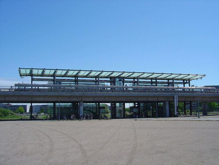 DR Byen Station