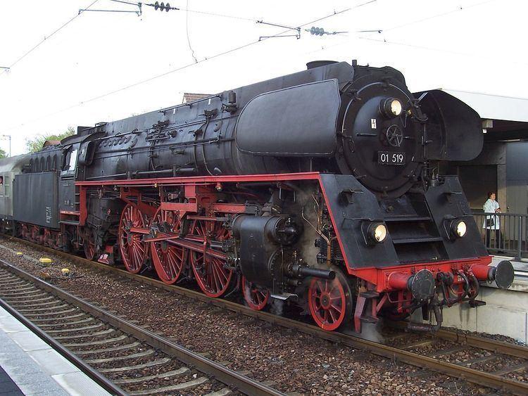 DR Class 01.5