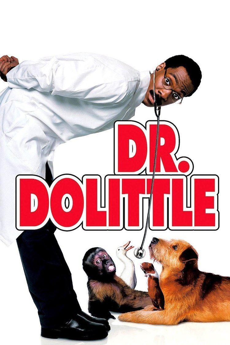 Dr. Dolittle (film) wwwgstaticcomtvthumbmovieposters21424p21424