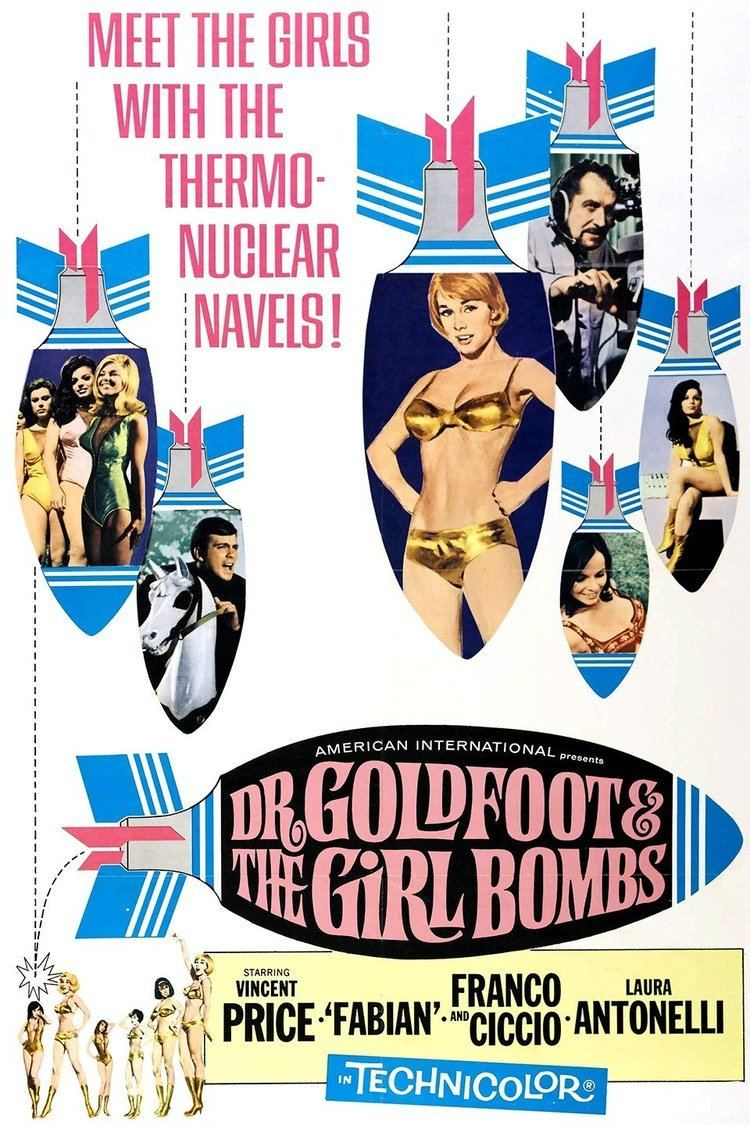 Dr. Goldfoot and the Girl Bombs wwwgstaticcomtvthumbmovieposters2243p2243p