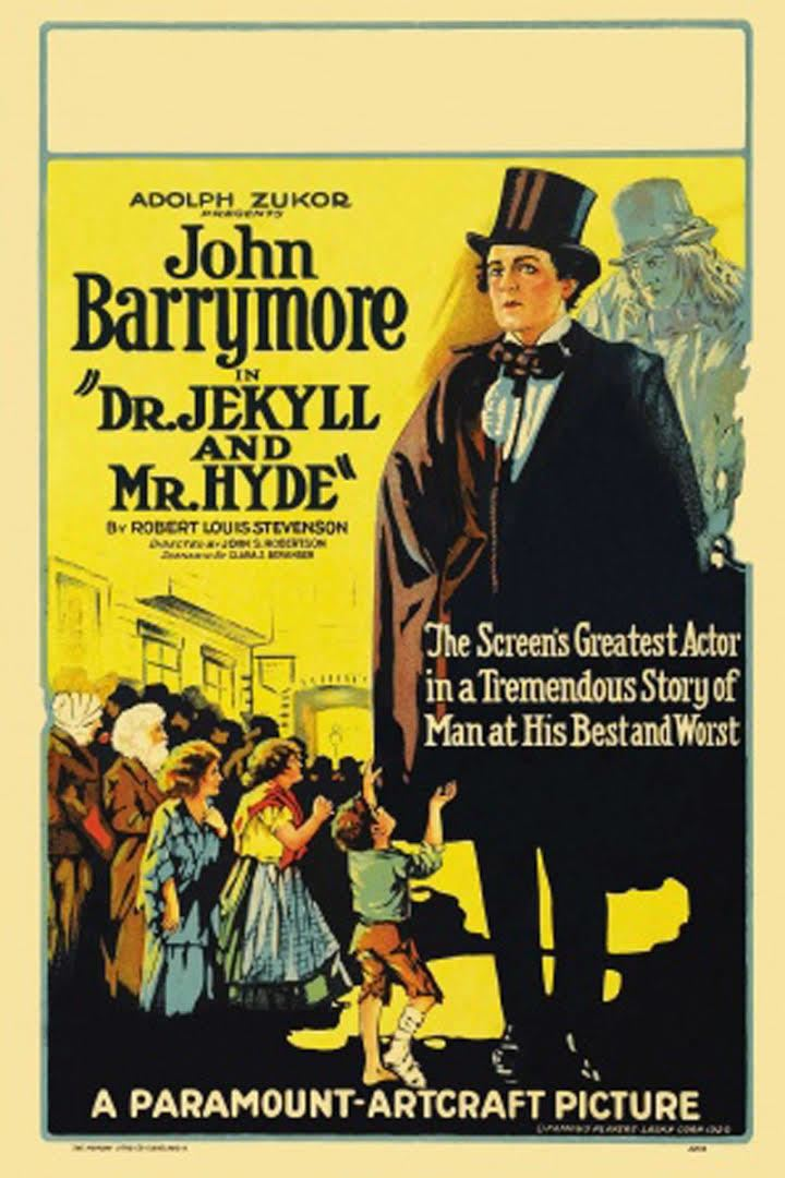 Dr. Jekyll and Mr. Hyde (1920 film) t3gstaticcomimagesqtbnANd9GcQpoNyT0XRo3TEr6