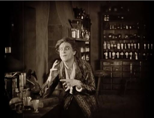 Dr. Jekyll and Mr. Hyde (1920 film) Morality Play Dr Jekyll and Mr Hyde 1920 Nitrate Diva