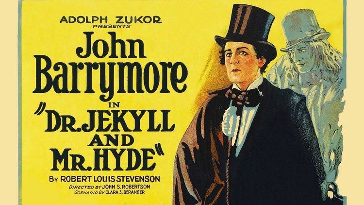 Dr. Jekyll and Mr. Hyde (1920 film) John Barrymore In Dr Jekyll And Mr Hyde 1920 Full Hollywood