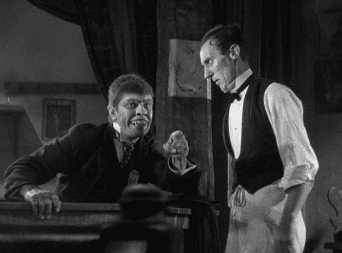 Dr. Jekyll and Mr. Hyde (1931 film) Dr Jekyll and Mr Hyde 1931 Review with Fredric March PreCodeCom