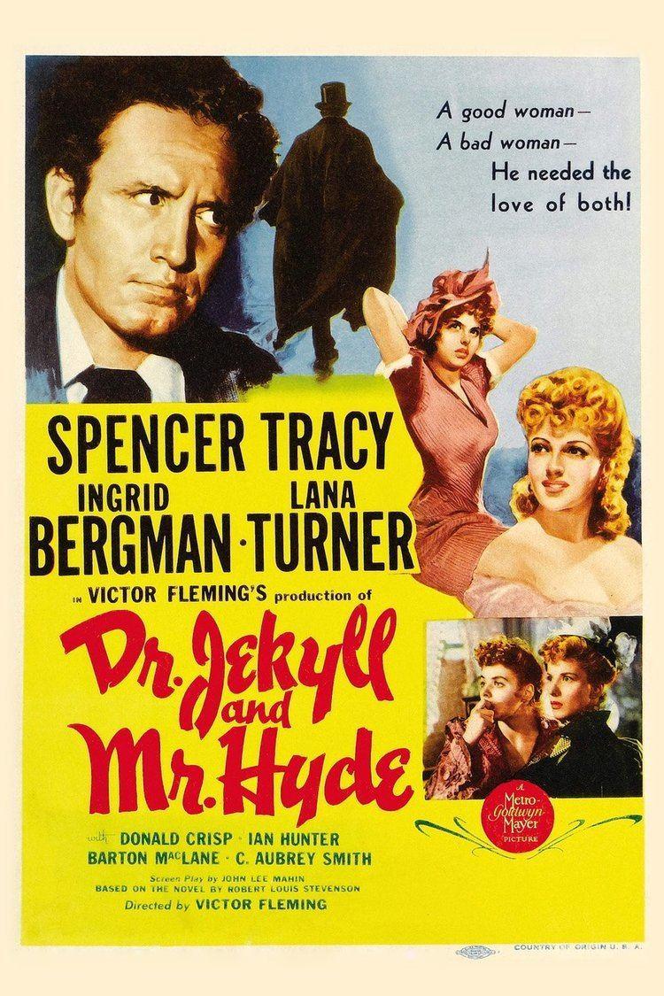 Dr. Jekyll and Mr. Hyde (1941 film) wwwgstaticcomtvthumbmovieposters3728p3728p