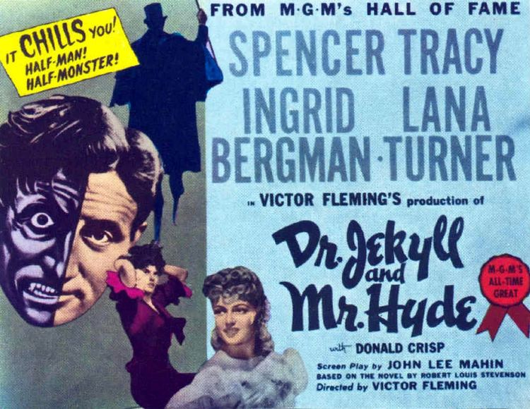 Dr. Jekyll and Mr. Hyde (1941 film) Dr Jekyll and Mr Hyde 1941