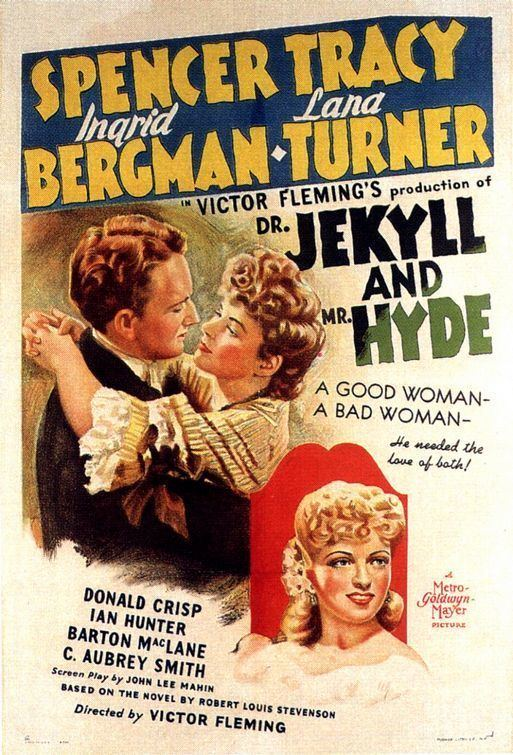 Dr. Jekyll and Mr. Hyde (1941 film) DR JEKYLL AND MR HYDE 1941 HCF REWIND Horror Cult Films